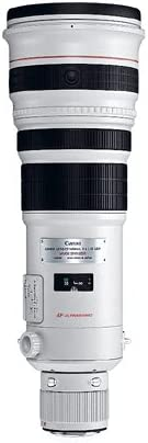 Canon Ef 500mm 1 4 0 L Is Usm Objektiv Kamera