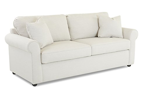 Klaussner Brighton Sofa, Buff - Klaussner Home Furniture