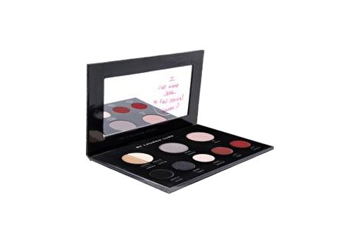 Lauren Luke Full Face Makeup Palette and My Glossy Lips, My Smokey Classic, 11.4 Ounces