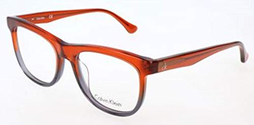 Calvin Klein Eyeglasses CK5922 816 GRADIENT ORANGE, 52/17/140