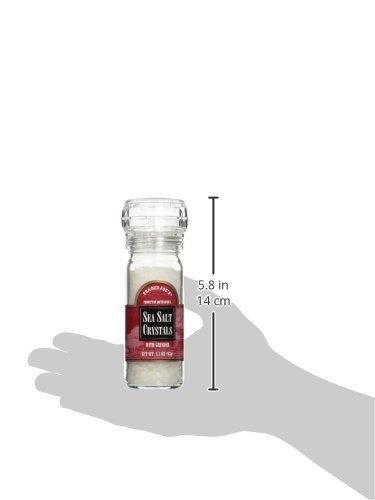 Trader Joe's Set of Six Gourmet Salt & Pepper Set with Built-in Grinder by Trader Joe's (Image #4)