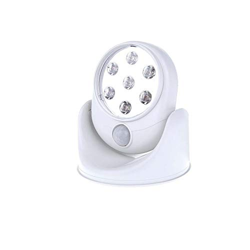 1PCS 7LED Sensor Nachtlampje Inductie Motion Sensor Lamp Magnetische Wandlamp Kabinet Trappen Licht Smart Light LED Night Light