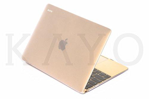 - KAYO - Retina 12-inch Rubberized Hard Case for MacBook 12