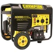 3500/4000 Watt Remote Start Portable Gas Generator 3500/4000 Watt Remote Start P