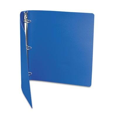 6 Pack - Accohide Poly Ring Binder With 35-Pt. Cover 1'' Capacity Dark Royal Blue ''Product Category: Binders & Binding Systems/Binders''