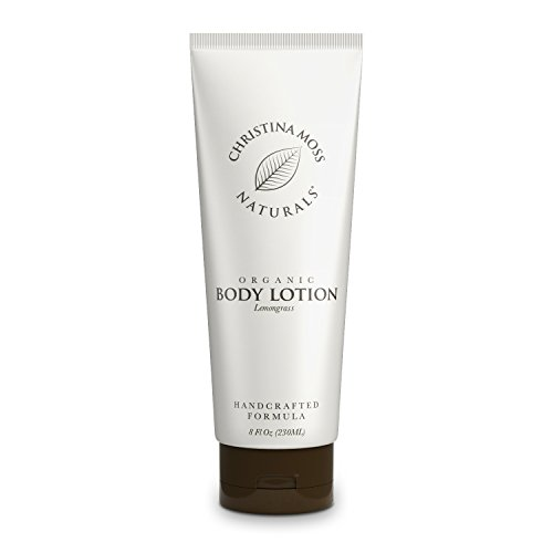 Body Lotion Moisturizer. Organic, Natural Moisturizing Skin Cream for Sensitive, Oily or Severely Dry Skin. Anti-Aging, Anti-Wrinkle, No Toxic Chemicals. For Women & Men. Christina Moss Naturals. 8oz. (Oxygen Body Lotion)
