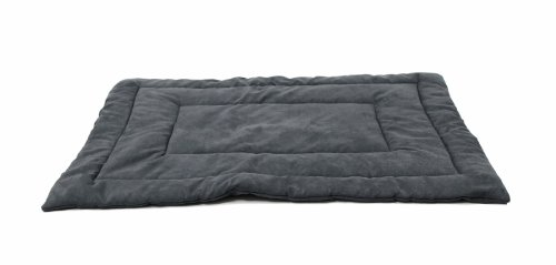 Best Friends by Sheri Nap Mat Suede Pet Bed, 27-by-36-inches, (Brown Suede Crate Mat)