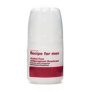 Recipe for Men Antiperspirant Deodorant, 2 fl.oz.