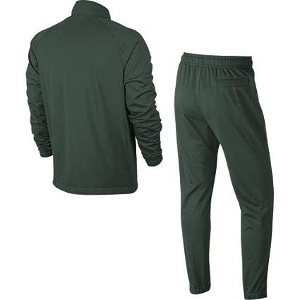 Nike M NSW CE TRK Suit PK Basic Chándal, Hombre, fir/fir/White ...