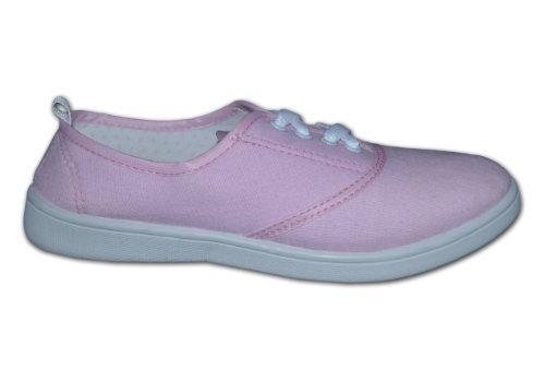 Red Tag , Chaussures de ville à lacets pour femme - Rose - rose, 7 UK