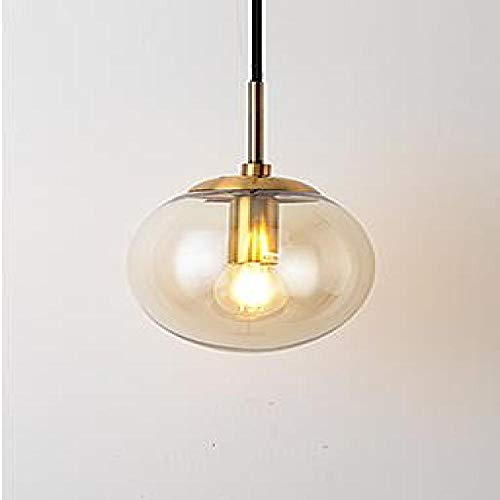 Industrial Retro Loft Globe CaiDa LaMparas De IluminacioN De Pared LaMpara De Pared Retro Transparente Esfera De Cristal LaMpara De Pared