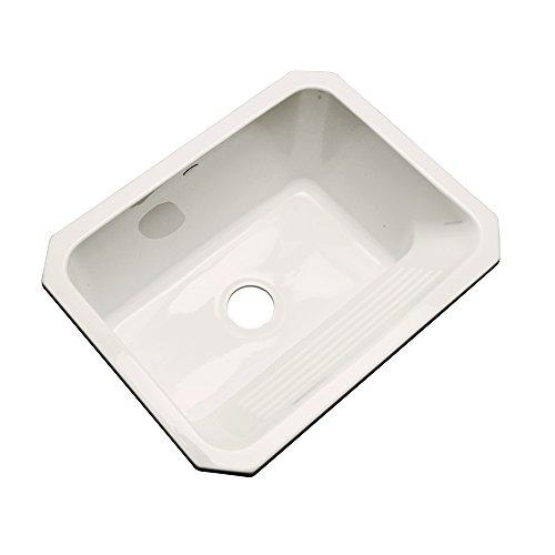 DEKOR Sinks 31001UM Richfield Cast Acrylic Single Bowl Un...