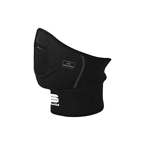 Sportful Men's Windstopper Cycling Face Mask - H1101293 (Black - One Size) from Sportful