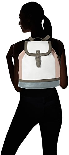 Rose Tom Tailor Backpack Juna Red Women's Handbag O6YzrYx