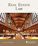 Real Estate Law, 8th Edition, Elliot Klayman, Paul Weinstock, 1427740305