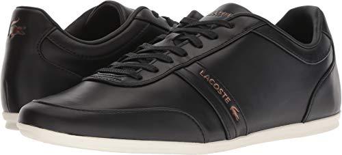 - Lacoste Men's Storda 318 2 US Black/Off-White 7.5 M US