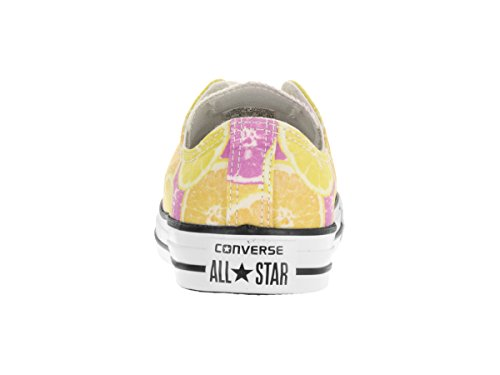 Zapatillas Converse unisex Orange Star Pink All Yellow Hi qwwvaBz