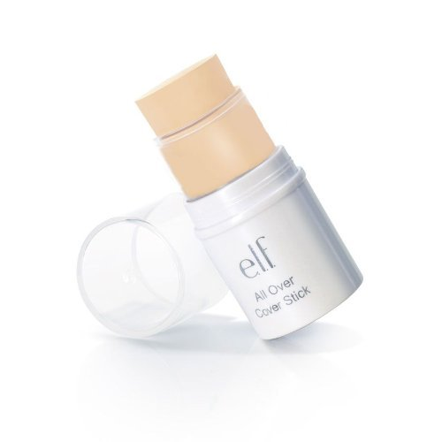 e.l.f. Cosmetics All Over Cover Stick - Ivory NET Wt 4 -
