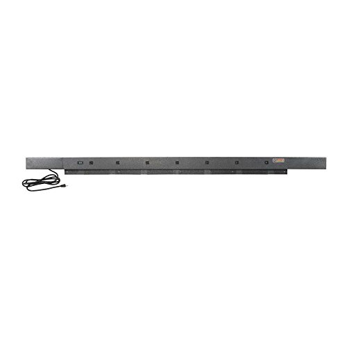 Gladiator 6 ft. 9-Outlet Workbench Power Strip in Hammered Granite by Gladiator