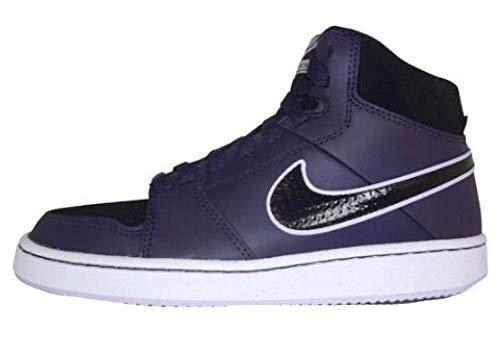 Nike Backboard 2 Mid Gs Damen Sportschuhe Lila 488158