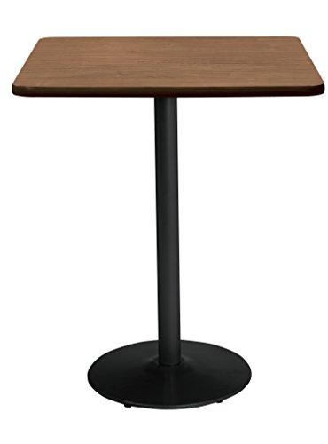 KFI Seating T42SQ-B1922-BK-7937-38 Mode Square Top Multipurpose Table, 42