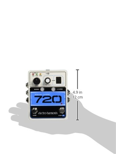 Electro-Harmonix 720 Stereo Looper Pedal by Electro-Harmonix
