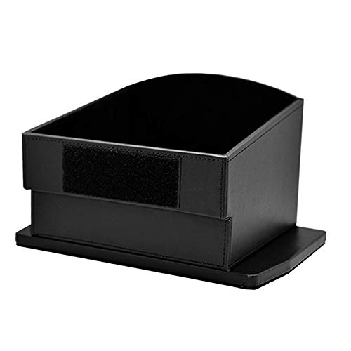 LMZX Car Rear Center Storage Box Seat Back Center Container Compatible Model X...