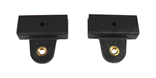 PRP FDUM5MM , 1998-2014 Toyota Sienna Van Window Door Glass Channel Clips(Power & Manual) with Tips