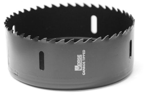 MK Morse Hole Saw AT92  5-3/4-Inch Diameter Carbide Tipped