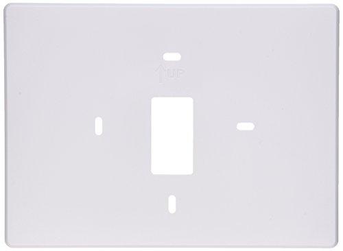 PRO1 IAQ T119 Wall Plate White
