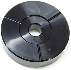 Miragedesondes 45T - Centrador para tocadiscos de vinilo (plástico ...
