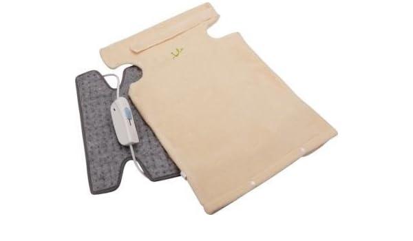 Jata PHC50 - Almohadilla eléctrica térmica cervical terapéutica, 56 x 39 cm: Amazon.es: Salud y cuidado personal