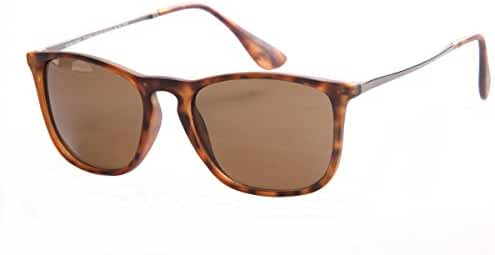 SojoS Unisex Super Erika Wayfarer Style Polarized Lens Sunglasses Men Women Glasses