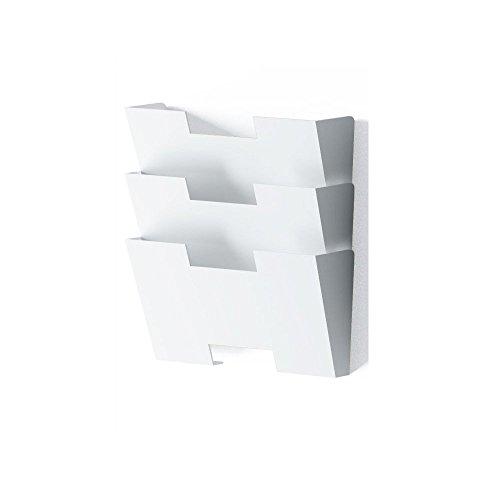 Wallniture Lisbon White Mounted Holder product image