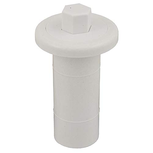 Len-Gordon Air Button: #4 White for Gunite - 950410-000