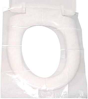 Disposable Toilet Seat Covers Travel Plastic Waterproof Toilet Mat 40 48cm 15 7 18 9 30 Pcs Transparent Amazon Co Uk Diy Tools