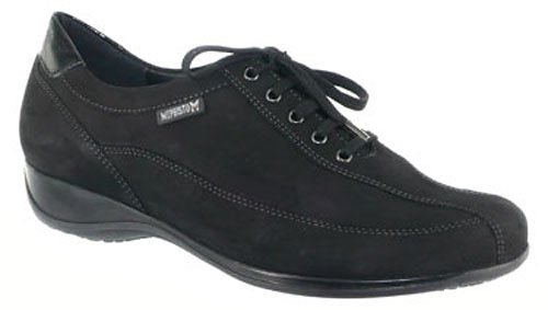 Mephisto Women's Sadura Oxford Shoes,Black,6 M by Mephisto