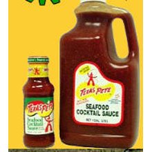 Texas Pete Seafood Cocktail Sauce, 12 Ounce - 12 Case