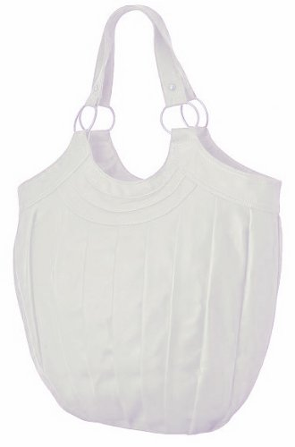 Womens Handbag White EyeCatchBags Inca Womens EyeCatchBags Inca Shoulder Shoulder Bag Bag zvxYw