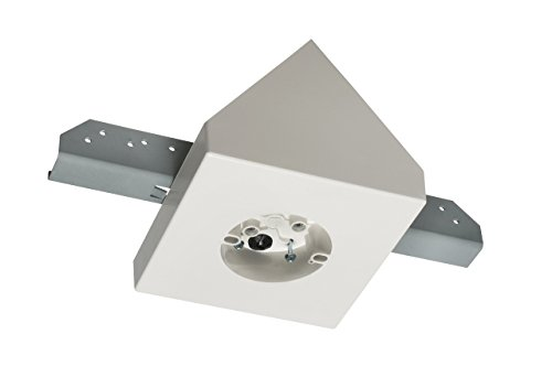 Cathedral Box - Arlington FBB900 Fan/Fixture Mounting Box 8 Inch x 8 Inch x 6.364 Inch 14.5 Cubic-Inch