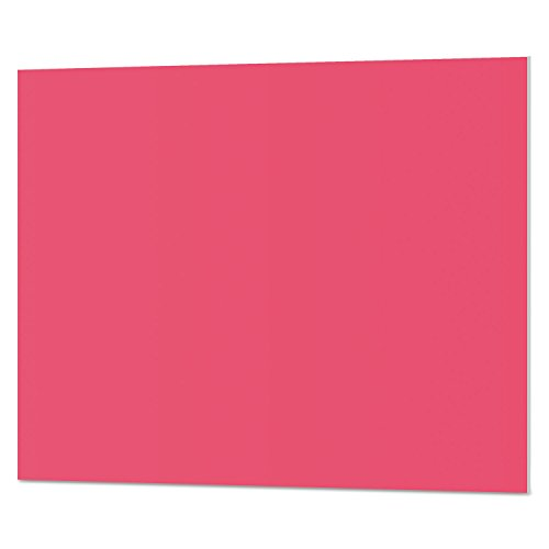 Glue Foam Board - Elmer's Colored Foam Board , 20 x 30, Neon Pink, 10-Pack (950040)