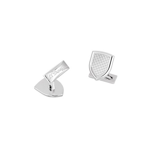- S.T Dupont D-005539 Cufflinks - Silver