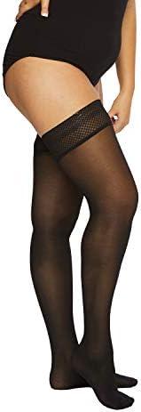 Sheertex Thigh High Sheer Tights - Run and Rip Resistant Tights for Women