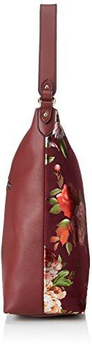 Red Gabor Shoulder Bag Women's Gabor 48 Women's Yuki Wine HqfFv