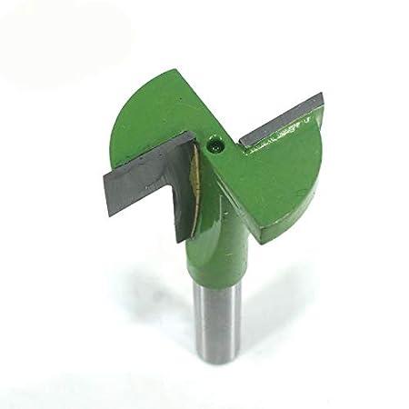 W-Shuzhen Taille : 8x28x6mm 8 mm Shank routeur T-Fente Outil de fraisage Bord Droit Slotting Fraise Poign/ée de Coupe for Bois Boiseries