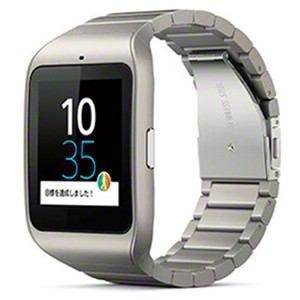 Sony SmartWatch 3 Metal Silver SWR50MS