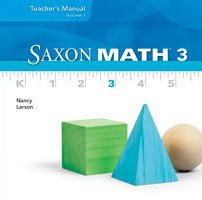 Saxon Math 3: Individual Student Unit