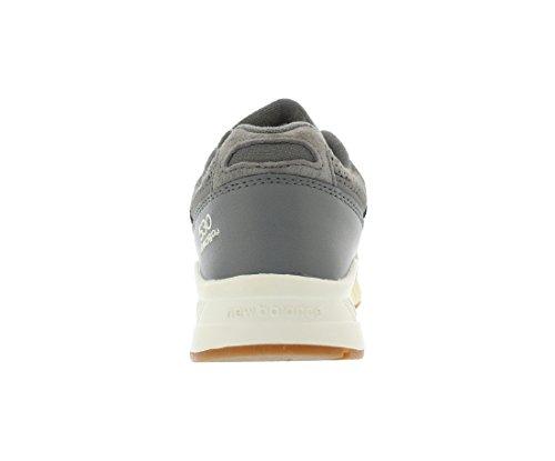 New Balance Womens W530 Classic Running Fashion Sneaker Grigio Chiaro / Grigio Scuro / Gomma