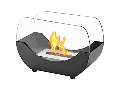 Ignis Portable Tabletop Ventless Bio Ethanol Fireplace - Liberty