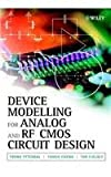 img - for Device Modeling for Analog and RF CMOS Circuit Design book / textbook / text book